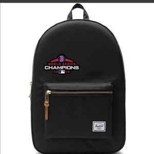 Boston Red Sox fans will love this backpack! New
